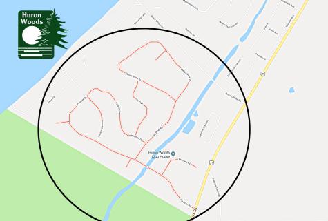 New Map HWCA